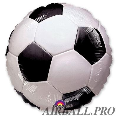 Оформление спортивных мероприятий шарами - Футбольный мяч