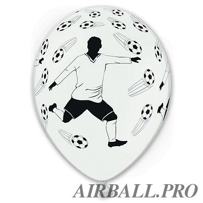 Оформление спортивных мероприятий шарами - Футболист