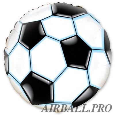Оформление спортивных мероприятий шарами - Футбольный мяч 2